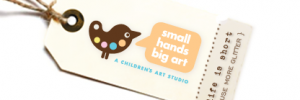 Small Hands Big Art Blog